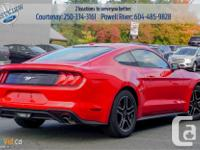 Make Ford Model Mustang Year 2019 Colour Red kms 911