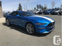 Make Ford Model Mustang Year 2019 Colour Blue kms