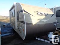 2019 SHASTA OASIS 18BH BY FOREST RIVER Leading Value in