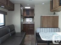 Save $10,720 on this brand new trailer! It also comes