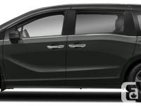 Make Honda Model Odyssey Year 2019 Colour Green kms 11