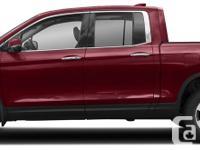 Make Honda Model Ridgeline Year 2019 Colour Red kms 25