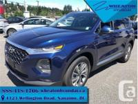 Make Hyundai Model Santa Fe Year 2019 Colour Blue kms