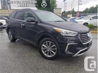 Make Hyundai Model Santa Fe XL Year 2019 Colour Black