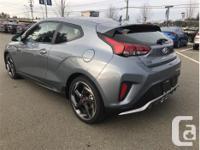 Make Hyundai Model Veloster Year 2019 Colour Grey kms