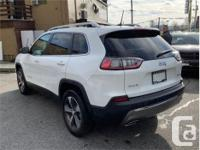 Make Jeep Model Cherokee Year 2019 Colour White kms