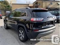 Make Jeep Model Cherokee Year 2019 Colour Black kms