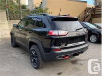 Make Jeep Model Cherokee Year 2019 Colour Diamond Black