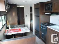 Well designed family trailer, Full size, two door