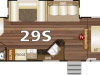 Price: $47,995 Stock Number: RV-1769 Brand new model!