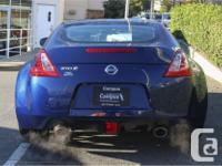 Make Nissan Model 370Z Year 2019 Colour Blue kms 985
