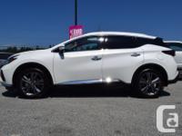 Make Nissan Model Murano Year 2019 Colour White kms
