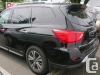 Make Nissan Model Pathfinder Year 2019 Colour Black