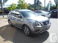 Make Nissan Model Pathfinder Year 2019 Colour Grey kms