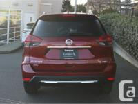Make Nissan Model Rogue Year 2019 Colour Red kms 3896