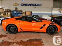 Make Chevrolet Model Corvette Year 2019 Colour Sebring