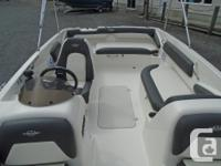 The 182SC Deck Boat -- you won't believe this boat, not