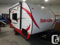 NOW IN STOCK 2019 SUNLITE 16BH BY SUNSET PARK RV ONLY
