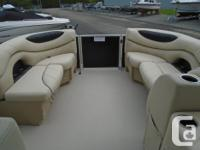 2019 Sylvan 8520 Mirage Cruise - SYLP092 Price includes
