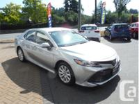 Make Toyota Model Camry Year 2019 Colour Silver kms