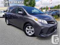 Make Toyota Model Sienna Year 2019 Colour Grey Med kms
