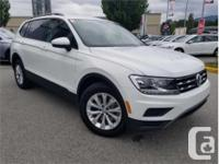 Make Volkswagen Model Tiguan Year 2019 Colour White
