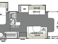 Well designed floor plan. This unit offers you a full