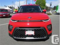 Make Kia Model Soul Year 2020 Colour Radiant Red kms