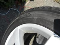 Looking to sell these 4 winter tires that came off a