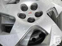 set of 4 uniroyal 205/55r16 tiger paw tires on pontiac