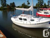 Boat is in great shape, has complete set of sails,