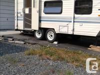 Great condition inside and out with like new tires, 3pc