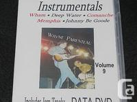 Learn Guitar Instrumentals - Vol.9 DATA DVD -Guitar