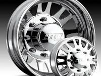 New 2014 Eagle Wheel #056  Full Polish Dually Wheels
