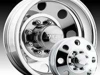 New 2014 Eagle Wheel #058  Full Polish Dually Wheels