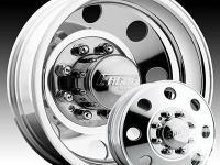 New 2014 Eagle Wheel #058  Full Polish Dually Wheels