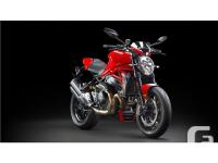 160HP Top Spec MonsterThe Most Powerful Ducati Naked