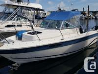 LOCATED IN CAMPBELL RIVER. Boat is in excellent shape