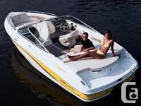 ~~GREAT COTTAGE BOAT...... Chaparral's 204ssi is the