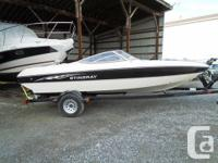 This midsize bowrider is a perfect fit for many