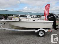 2011 Edgewater 145CC with Mercury 50 HORSEPOWER ELPT