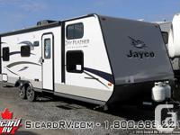 Description: The 2015 Jay Feather Ultra Lite X254, by