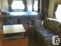 We are selling our 2005 Forest River Shamrock travel
