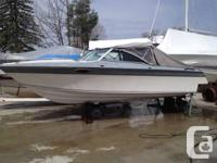 21 GREW - Cuddy Cabin and full canvas - Mercruiser with