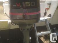 Canadian made 21' Grew 1995 Yamaha Salt Water Pro