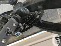 21 speed Specialized Hardrock Mountain Bike. disc