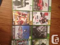 I'm looking to get rid of these games, a cool