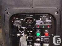 Powerhouse model PRI2100 2000 watt inverter generator, for sale  British Columbia