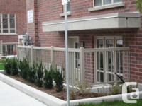 This End Unit, stacked townhouse contains 3 beautiful
