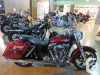 DYNA AGILITY, TOURING COMFORT 103 cu in twin cam, anti